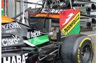 Force India - Formel 1 - GP Belgien - Spa-Francorchamps - 21. August 2014