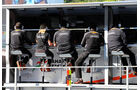 Force India - Formel 1 - GP Belgien - Spa-Francorchamps - 21. August 2015
