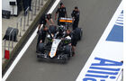 Force India - Formel 1 - GP China - Shanghai - 9. April 2015