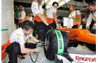 Force India - Formel 1 - GP Deutschland - 21. Juli 2012