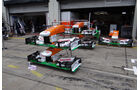 Force India - Formel 1 - GP Deutschland - 4. Juli 2013