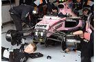 Force India - Formel 1 - GP England - 14. Juli 2017