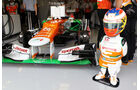 Force India - Formel 1 - GP England - Silverstone - 7. Juli 2012