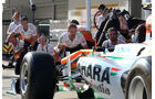 Force India - Formel 1 - GP Japan - 12. Oktober 2013
