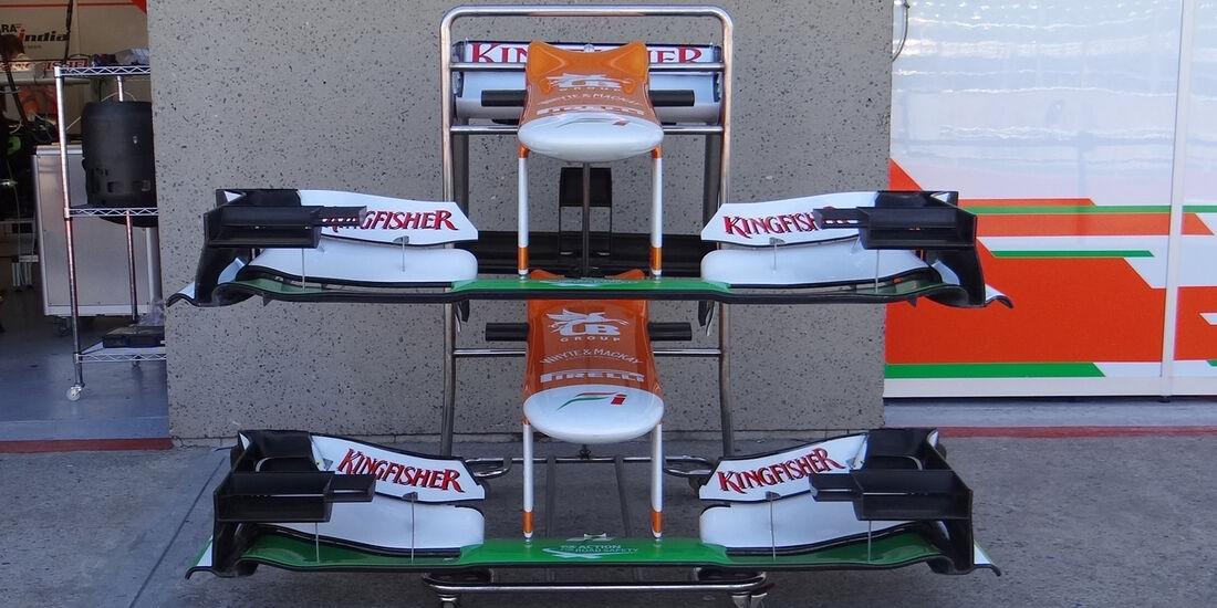 Force India - Formel 1 - GP Kanada - 7. Juni 2012