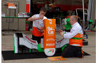 Force India - Formel 1 - GP Kanada - 7. Juni 2013