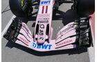 Force India - Formel 1 - GP Kanada - Montreal - 8. Juni 2017
