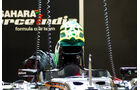 Force India - Formel 1 - GP Mexico - 28. Oktober 2015
