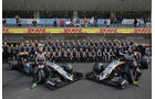 Force India - Formel 1 - GP Mexiko 2016