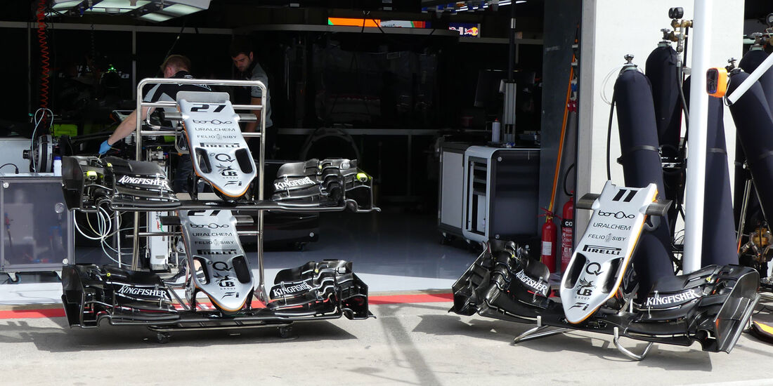 Force India - Formel 1 - GP Österreich -  30. Juni 2016