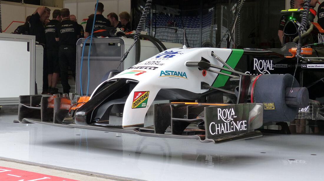 Force India - Formel 1 - GP Österreich - Spielberg - 21. Juni 2014