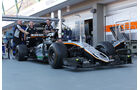Force India - Formel 1 - GP Singapur - 15. Septemberg 2016