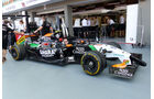 Force India - Formel 1 - GP Singapur - 19. September 2014