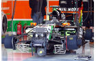 Force India - Formel 1 - GP USA - 31. Oktober 2014