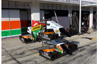 Force India - Formel 1 - GP Ungarn - 23. Juli 2014