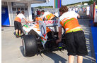 Force India - Formel 1 - GP Ungarn - 25. Juli 2012