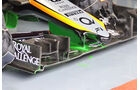 Force India - Formel 1-Technik - Barcelona-Test 2 - F1 2015