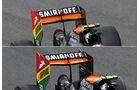 Force India - Formel 1 - Technik - GP Italien 2014