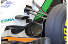 Force India - Formel 1 - Test - Bahrain - 22. Februar 2014