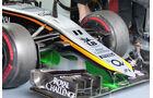 Force India - Formel 1-Test - Barcelona - 1. März 2015