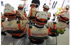 Force India - Formel 1-Test - Barcelona - 2012