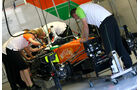Force India - GP Abu Dhabi - 10. November 2011