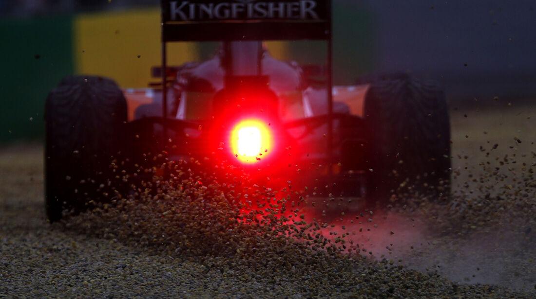 Force India - GP Australien 2014