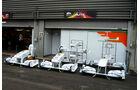 Force India - GP Belgien - 25. August 2012