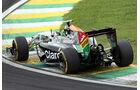 Force India - GP Brasilien 2014