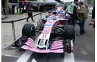 Force India - GP Brasilien - Interlagos - Formel 1 - Donnerstag - 8.11.2018