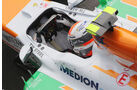 Force India - GP England 2013