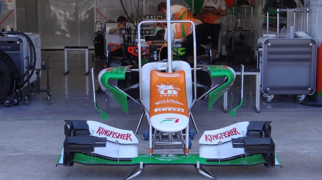 Force India - GP Europa - Valencia - 21. Juni 2012