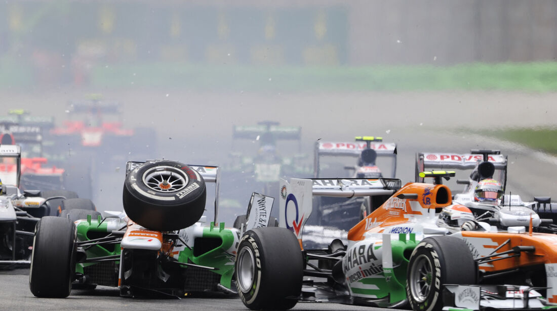 Force India - GP Italien 2013