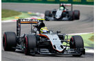 Force India - GP Italien 2016