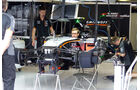 Force India - GP Italien - Monza - Freitag - 4.9.2015