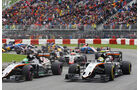 Force India - GP Kanada 2016