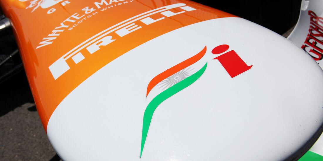 Force India - GP Kanada - Formel 1 - 7. Juni 2012