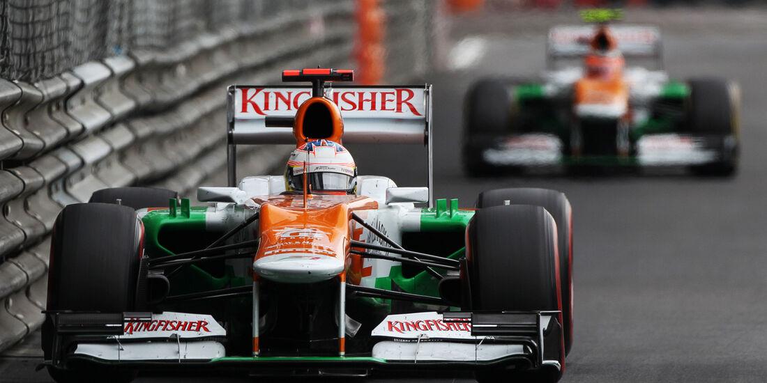 Force India GP Monaco 2012