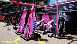Force India - GP Monaco 2018