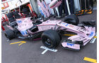 Force India - GP Monaco - Formel 1 - 24. Mai 2017