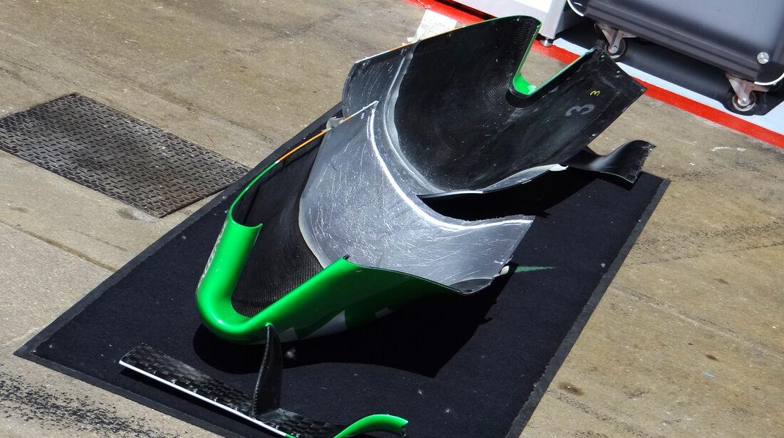 Force India - GP Spanien - 10. Mai 2012