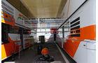 Force India - GP Spanien - Circuit de Barcelona-Catalunya - Mittwoch - 11. Mai 2016