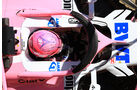 Force India - Halo - F1-Test - Barcelona - 2018