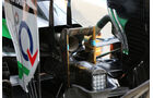 Force India - Jerez-Test - Formel 1 - 2014