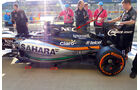 Force India Technik - B-Version - GP England 2023