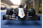 Force India Technik - B-Version - GP England 2028