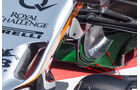 Force India Technik - B-Version - GP England 2030