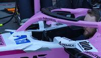 Force India - Technik-Details - GP Australien 2018 - Melbourne