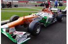 Force India Technik GP England 2012
