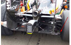 Force India - Technik - GP Ungarn 2015